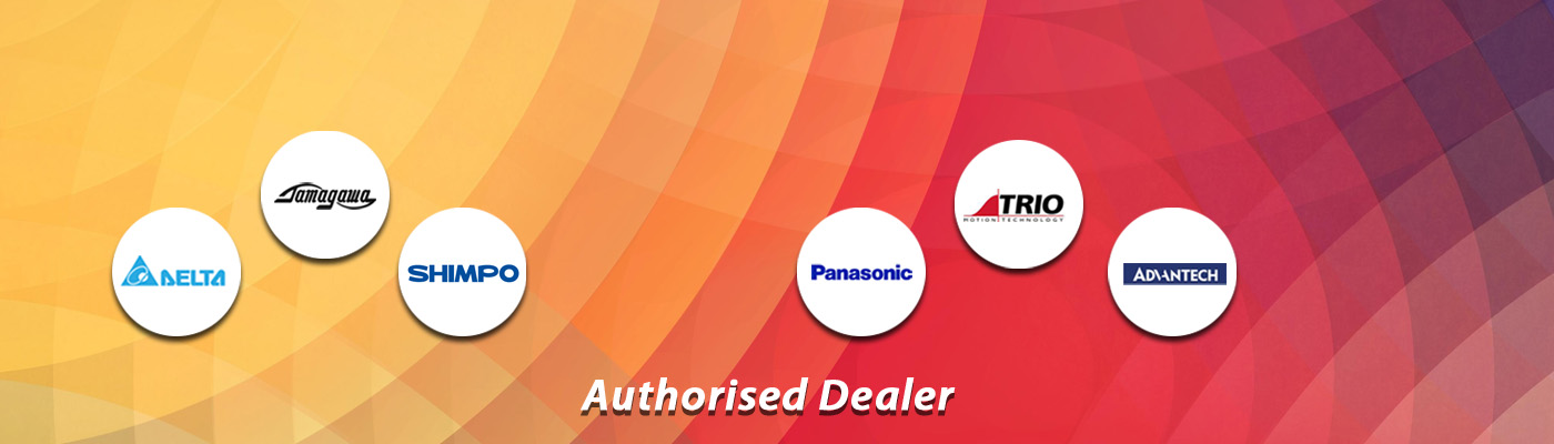 Authorised Dealers For DELTA, AC Drives, AC Servo Systems