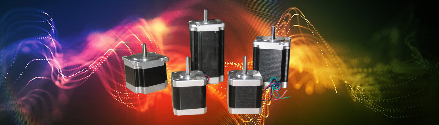 AC Geared Motors, BLDC Motors, Sensors, Steeper Motors