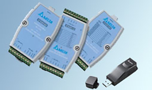 AC Drives, Delta Servo Systems, Communication Modules